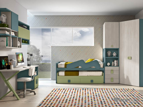 Emejing Mondo Camerette Napoli Images - Amazing House Design ...