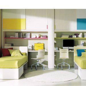 MODERNO Senior | Camerette Moderne per adulti , ragazzi e single