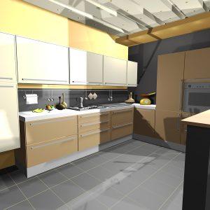 Cucina - Code AC21F