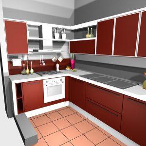Cucina - Code LV21F