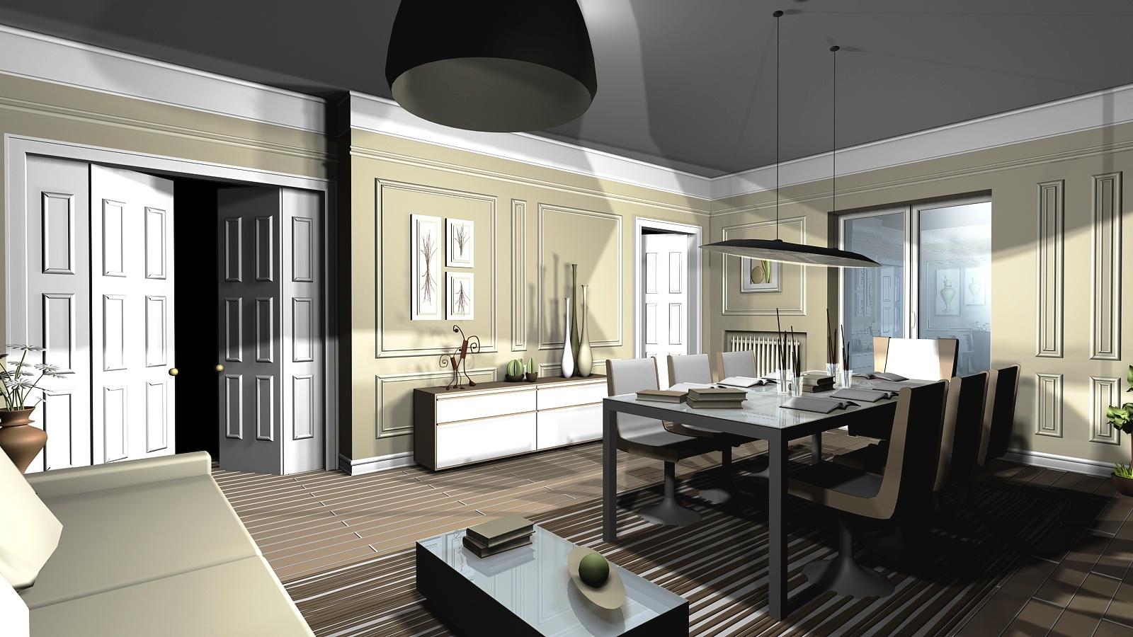 Idea soggiorno MOSCA4  Living room  Le Camerette