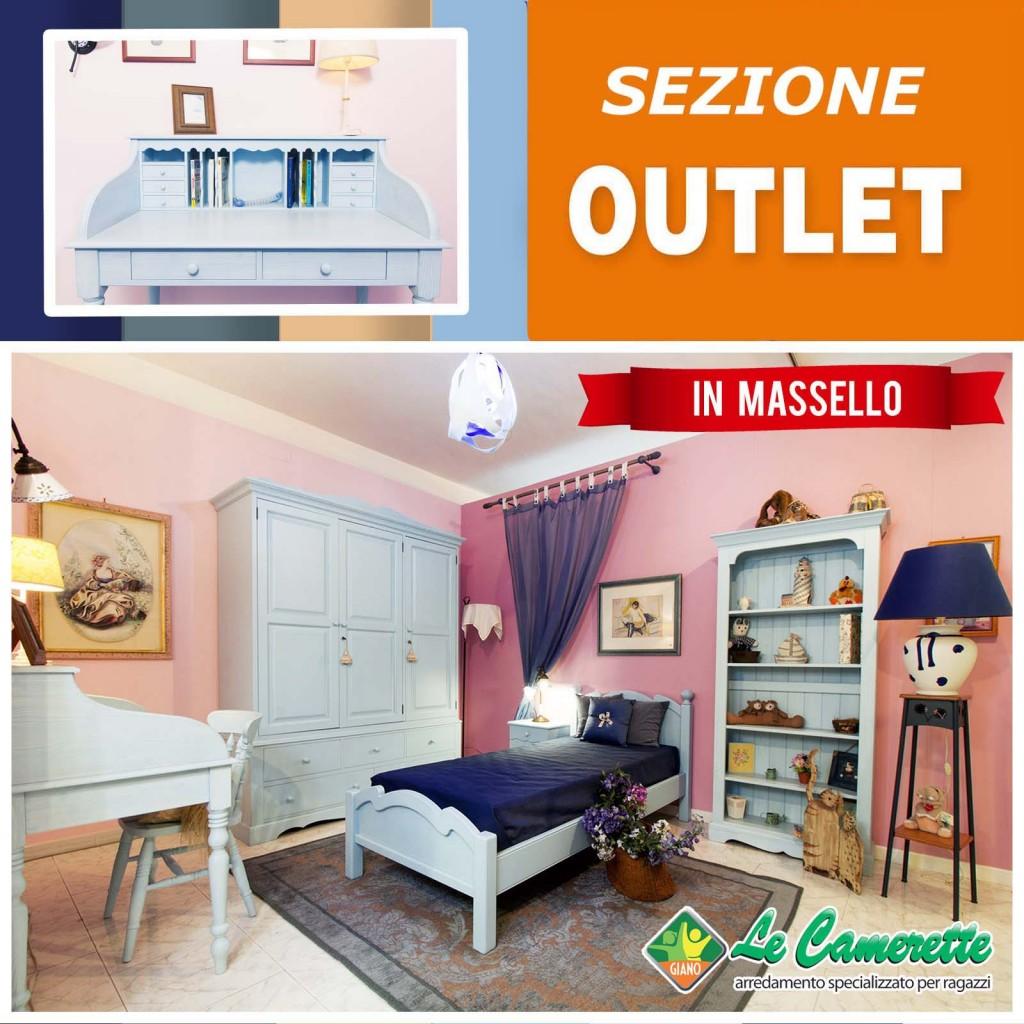 Camerette Ragazzi In Legno.Cameretta Classica In Legno Massello Le Camerette Usato Outlet